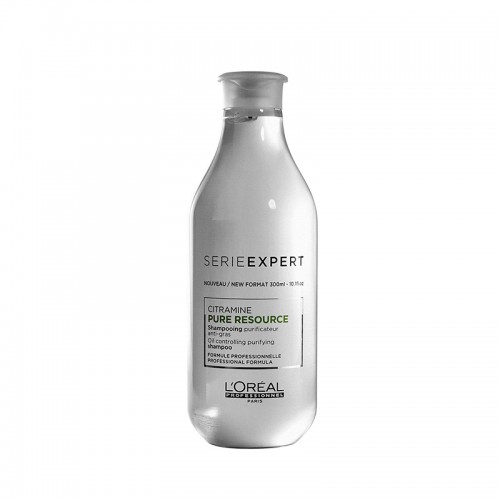 L'Oréal Pure Resource Shampoo 300ml