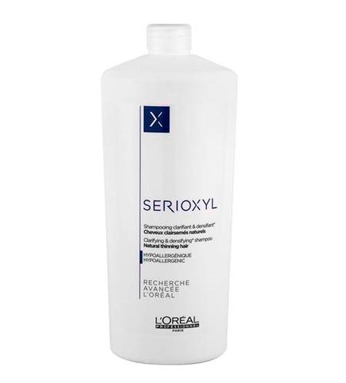L'Oréal Serioxyl Shampoo Cheveux Clairsemés Naturels 1000ml