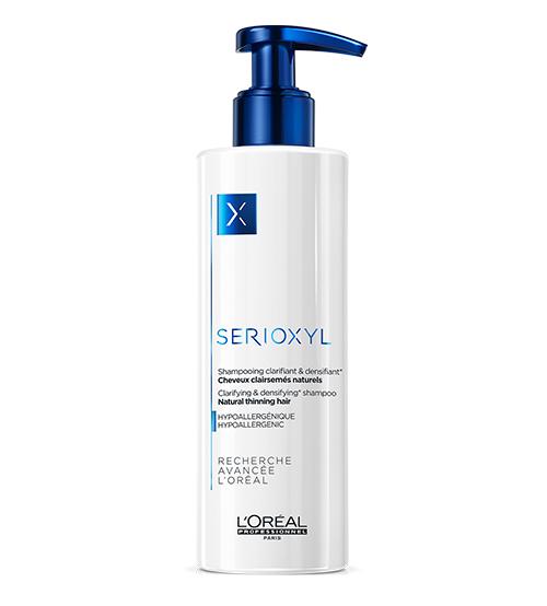 L'Oréal Serioxyl Shampoo Cheveux Clairsemés Naturels 250ml
