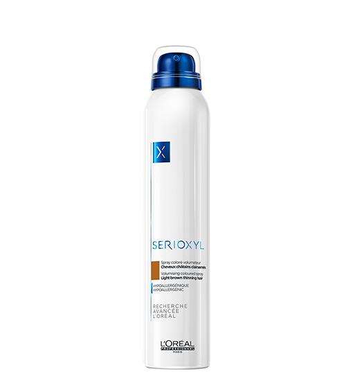 L'Oréal Serioxyl Spray Volume Cabelo Castanho Claro 200ml