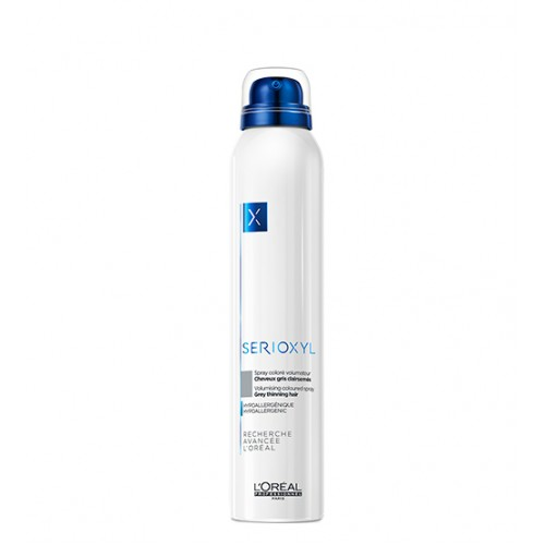 L'Oréal Serioxyl Spray Volume Cabelo Grisalho 200ml