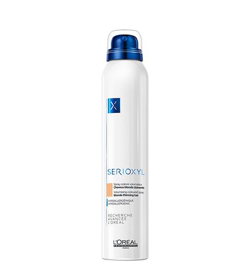 L'Oréal Serioxyl Spray Volume Cabelo Louro 200ml