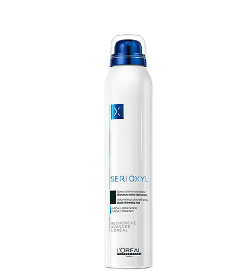 L'Oréal Serioxyl Spray Volume Cabelo Preto 200ml