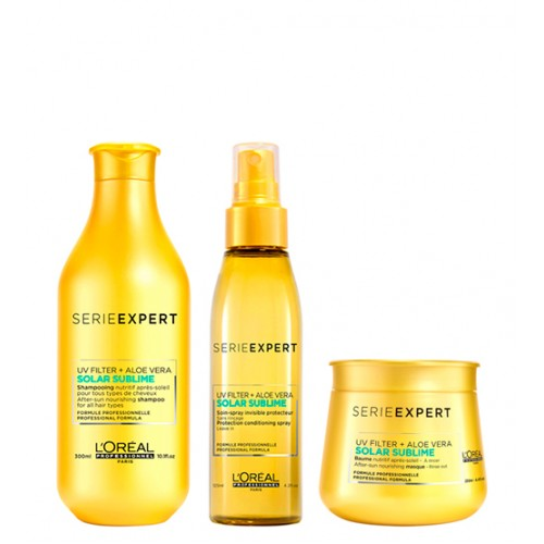 L'Oréal Solar Sublime Kit