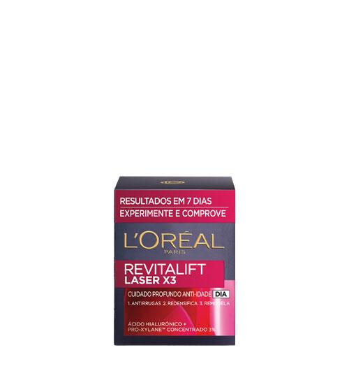 L'Oréal Revitalift Laser Creme de Dia X3 Mini 15ml