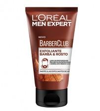 L'Oréal Men Expert Barber Club Esfoliante Barba & Rosto 100ml