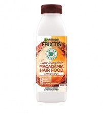 Garnier Fructis Hair Food Condicionador Macadâmia 350ml