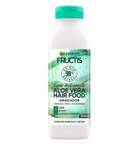 Garnier Fructis Hair Food Condicionador Aloe Vera 350ml