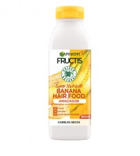 Garnier Fructis Hair Food Condicionador Banana 350ml