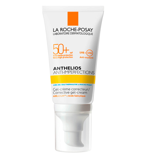 La Roche-Posay Anthelios Anti-Imperfections Gel-Creme Corretor SPF50+ 50ml