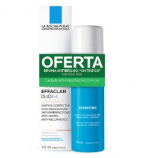 La Roche-Posay Effaclar Duo(+) Unifiant Light 40ml + OFERTA Serozinc 50ml