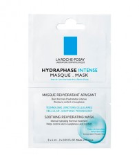 La Roche-Posay Hydraphase Intense Máscara 2x6ml