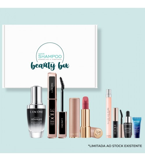 Beauty Box - Loja do Shampoo