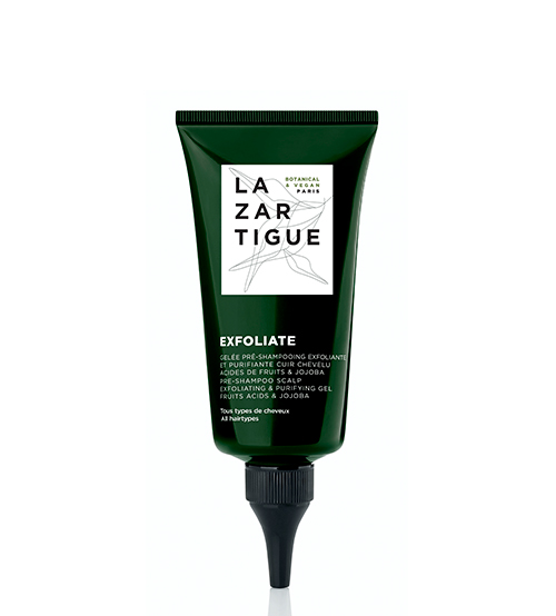 Lazartigue Exfoliate Pré Shampoo Geleia Esfoliante 75ml