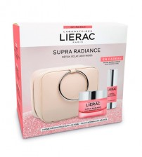 Lierac Coffret Supra Radiance Pele Normal a Seca