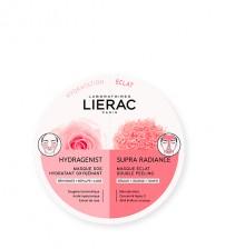 Lierac Hydragenist + Supra Radiance Máscara 2x6ml
