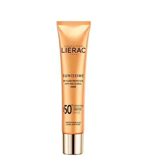 Lierac Sunissime BB Fluido Protetor Dourado SPF50+ 40ml