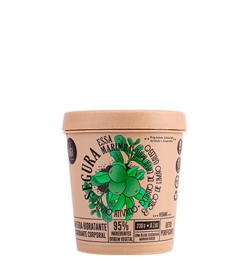 Lola Manteiga Hidratante Segura Essa Marimba Detox Purificante 230g