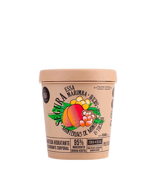 Lola Manteiga Hidratante Segura Essa Marimba Pele Seca 230g