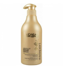 Loreal Absolut Repair Lipidium Shampoo 500mL