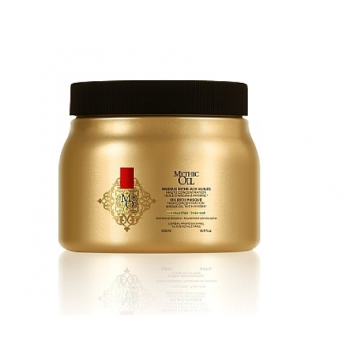 L'Oréal Mythic Oil Masque Grossos 500ml