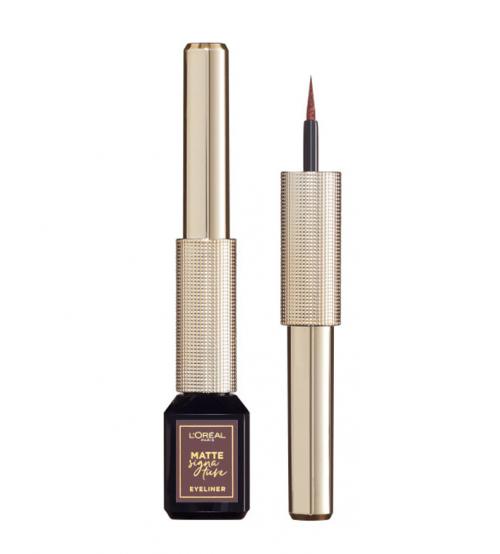 L'Oréal Matte Signature Eyeliner Marron