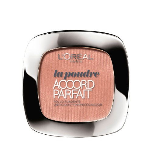 L'Oréal Accord Parfait Pó Matificante D5 Sable