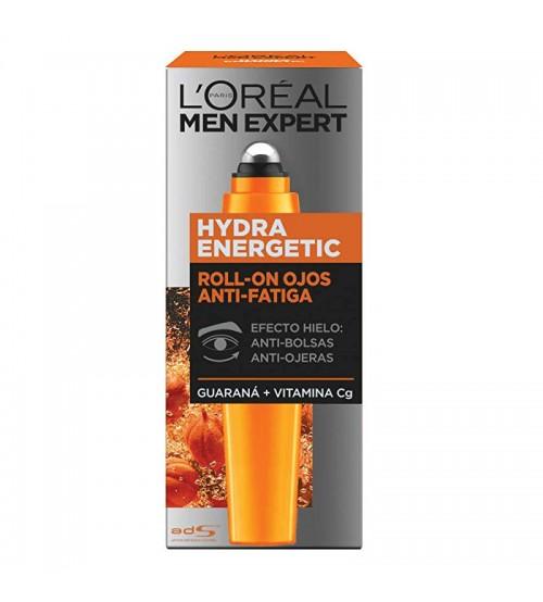 L'Oréal Men Expert Hydra Energetic Roll-On Olhos 10ml