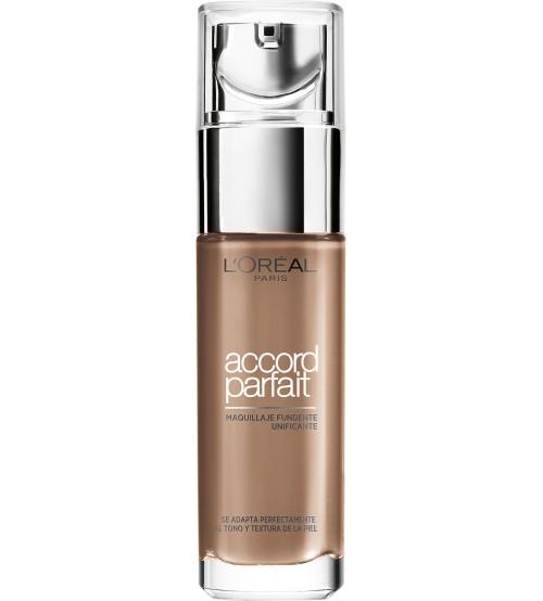 L'Oréal Accord Parfait Base Líquida N4 Natural Doré