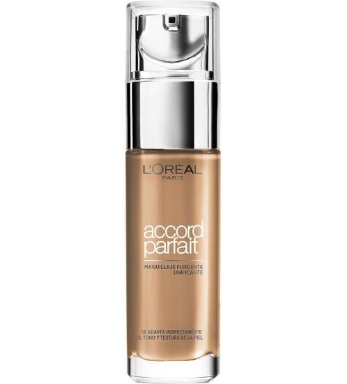 L'Oréal Accord Parfait Base Líquida 7.D/7.W