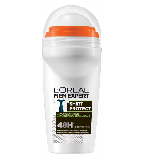 L'Oréal Men Expert Shirt Protect Desodorizante Roll-On 50ml