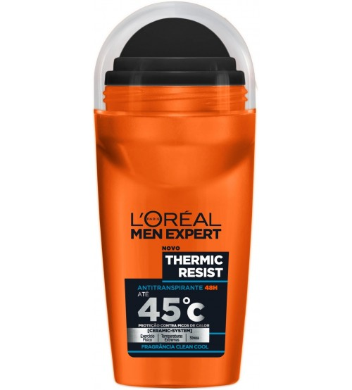 L'Oréal Men Expert Thermic Resist Desodorizante Roll-On 50ml