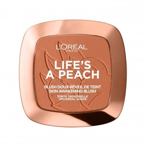 L'Oréal Accord Parfait Blush Em Pó Wult Life's a Peach
