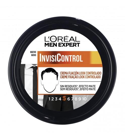 L'Oréal Men Expert InvisiControl Creme de Cabelo 150ml