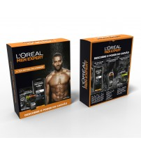 L'Oréal Men Expert Coffret Carbon