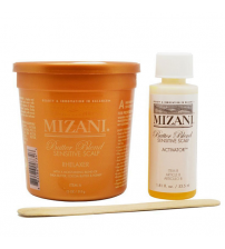 Mizani Butter Blend Sensitive Scalp Rhelaxer Base & Activator Kit