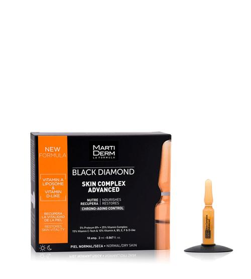 Martiderm Black Diamond Skin Complex 10x2ml