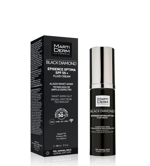 Martiderm Black Diamond Epigence Optima Fluid Cream SPF50+ 30ml