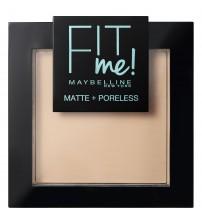 Maybelline Fit Me Pó Compacto Matte+Poreles 105 9g