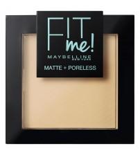 Maybelline Fit Me Pó Compacto Matte+Poreles 115 9g