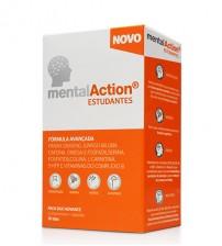 MentalAction Estudantes 30 Comprimidos + 30 Cápsulas
