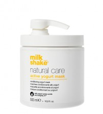Milk Shake Natural Care Máscara de Iogurte 500ml