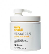 Milk Shake Natural Care Máscara de Leite 500ml
