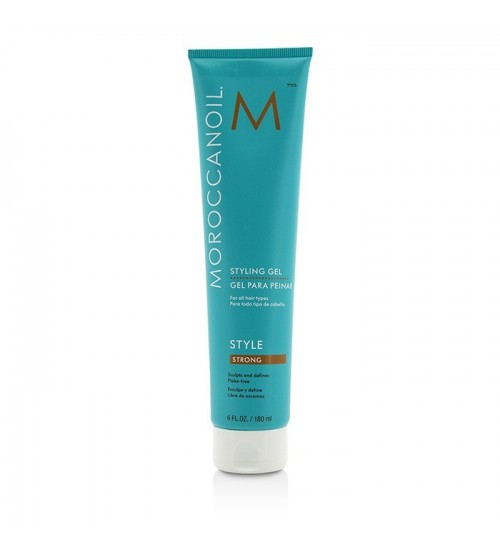 Moroccanoil Style Gel Modelador - Strong 180mL