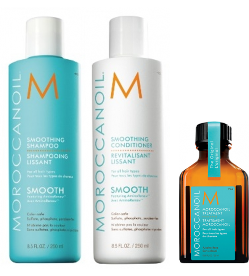 Moroccanoil Smooth Kit