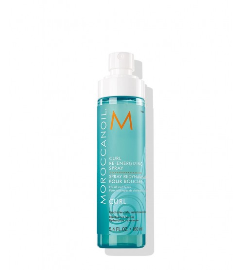 Moroccanoil Curl Spray Reativador 160ml