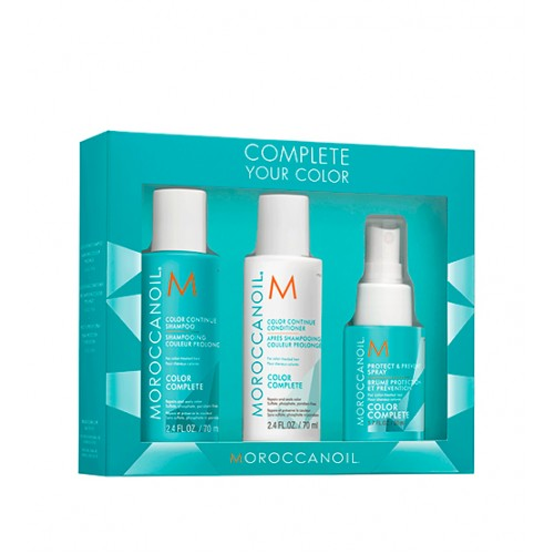 Moroccanoil Color Complete Travel Size Kit
