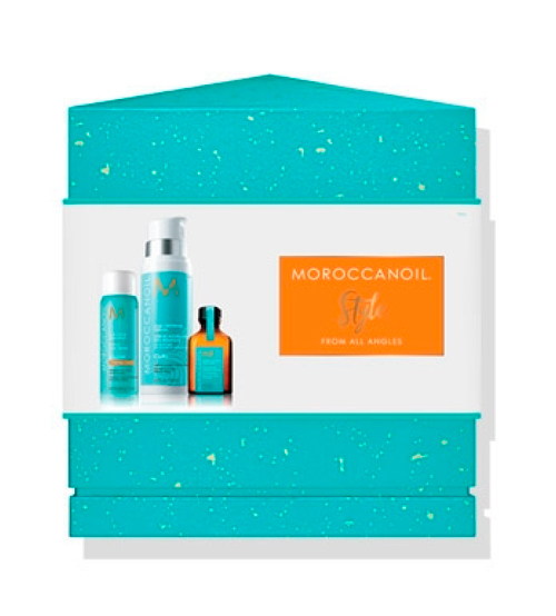 Moroccanoil Style From All Angles