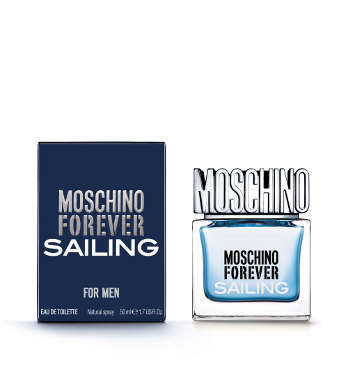Moschino Forever Sailing Eau de Toilette 50ml