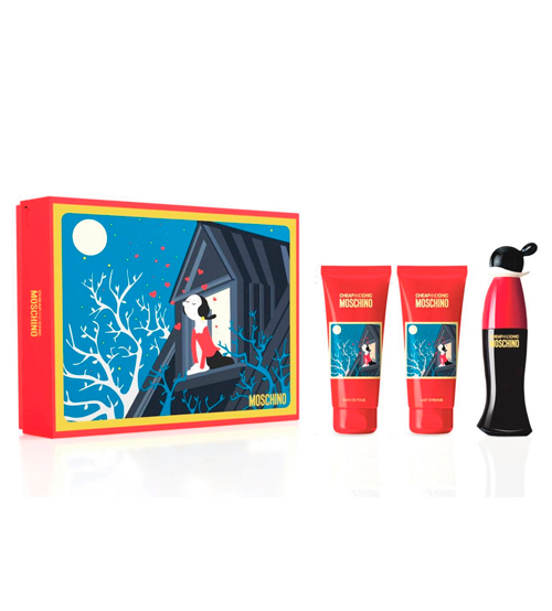 Moschino Cheap And Chic Coffret Eau de Toilette 50ml